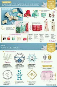 I'm excited to announce the new Christmas edition items avail beg Oct. 1st for a limited time only! Let me know your favorites. :) www.mythirtyone.com/natashaalford
