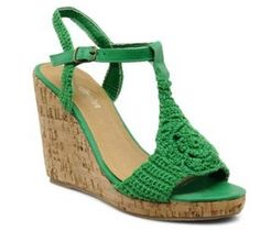 Zapatos online y consejos en el blog moda de Sarenza » ¿Crochet o Encaje?