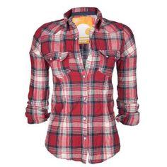 Checked Shirt Womens | Is Shirt