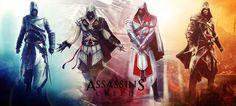 Assassin's creed by Peace4all.deviantart.com on @deviantART