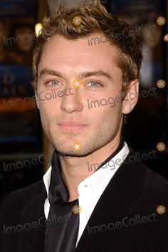 """Jude Law Photo - Photo by: Lee Roth/starmaxinc.com 2003. 12/07/03 Jude Law at the premiere of """"Cold Mountain"""" benefitting the Motion Picture and Television Fund. (Westwood, CA)"""