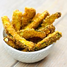 Courgette Frietjes Tapas, Onion Rings, Atkins, Good Food, Keto, Lunch, Snacks, Ethnic Recipes, Pcos