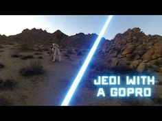 Jedi Fight Seen Through A GoPro Camera [Video] - While waiting for the new Star Wars movie to hit theaters, perhaps this awesome Jedi fight, captured with a GoPro camera, will suffice. #entertainment