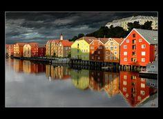 Trondheim, Norway   Photo by JCB