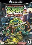 Teenage Mutant Ninja Turtles 2 Battle Nexus - Gamecube