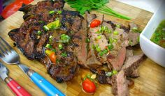 The best way to add extreme flavors to a cheap cut of steak or simply a wonderful dressing for your favorite steaks
