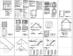 12 x 12 shed plans