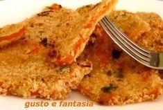 Le cotolette di zucca al forno sono un ottimo piatto vegetariano, ricco di sapore e proprietà nutritive. #vegetariano