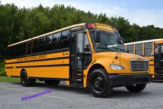 Thomas Built Saf-T-Liner C2 School Bus
