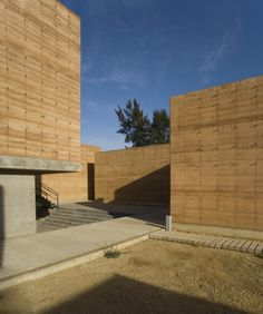 Taller de Arquitectura-Mauricio Rocha, The School of Visual Arts of Oaxaca