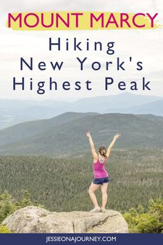 Embarking on a Mount Marcy hiking adventure means summitting New York's highest peak. This hiking guide takes you to the Adirondack Mountains for the experience. // #MountMarcyHiking #AdirondackMountains #HikingUSA #MtMarcy Hiking Usa, Hiking Guide, Best Travel Guides, Responsible Travel, Amazing Adventures, What Is Like, Solo Travel, How To Take Photos, Trip Planning