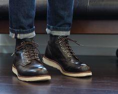 【ワックス加工後初めてのメンテ】Redwing 8190をお手入れ│the room of ramshiruba Dr. Martens, Hiking Boots, Combat Boots, Shoes, Fashion, Moda, Zapatos, Shoes Outlet, Fashion Styles