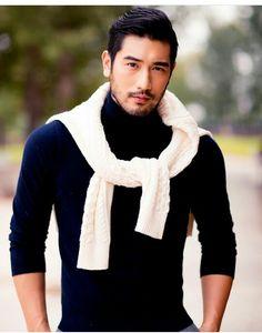 Finding The Best Short Haircuts For Men Handsome Asian Men, Sexy Asian Men, Sexy Men, Godfrey Gao, Asian Men Hairstyle, Men's Hairstyle, Korean Men, Haircuts For Men, Gorgeous Men