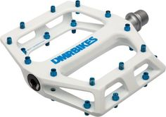 Pedals 36137: Dmr Vault Pedals, 9/16 Alloy Platform White BUY IT NOW ONLY: $112.59