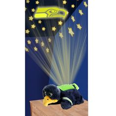 Seattle Seahawks Dream Lites Pillow Pet