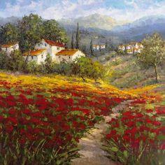 Fleur Du Pays I by Hulsey