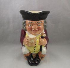 Royal Doulton Toby Mug Jolly Toby
