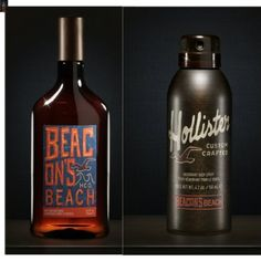 Mens Hollister Beacon's Beach Hair Body Wash & Deodorant Spray Set Lemon Sage Beachwood Scented by Hollister. $26.99. Hollister Men Beacon Beach Hair Body Wash. Brand New from Hollister