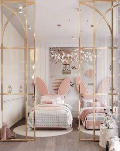 Kids Bedroom Designs, Room Design Bedroom, Modern Bedroom Design, Room Ideas Bedroom, Home Room Design, Kids Room Design, Baby Room Decor, Home Decor Bedroom, Luxury Kids Bedroom