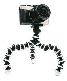Camera & Photo Accessories Useful Andoer Gorillapod Flexible Tripod Universal Three-legged Supporting Stand Base Camera Accessories For Benro Monopod Dslr Camera Photo Studio Accessories