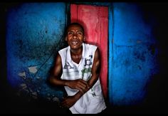 "2010 Deeper Perspective Photographer of the Year - Rodney Rascona   ""The Pink Door Photographs: 'Benoit'"""