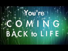 """Romans 8:11 Kerrie Roberts - """"Come Back to Life"""" Official Lyric Video"""
