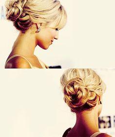 Good Style: Bridal Hair: Up-do's
