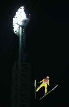 Ski Jumping - Winter Olympics Day 1 - SOCHI, RUSSIA - FEBRUARY 08: Noriaki Kasai of Japan