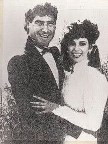 Marie Osmond married Brian Blosil on October 28, 1986