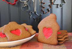 Yesterfood : Gingerbread Cookies