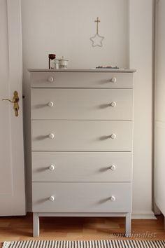 Greige Tarva Ikea hack
