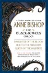 Anne Bishop's Black Jewels omnibus. I absolutely love this series, both the story and her writing style.