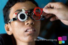 #ShopWithMeaning #glasses #philanthropy #vision #eyewear #oneforone