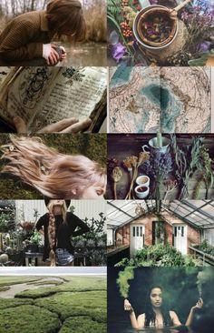 "antehia: ""green witch aesthetic """