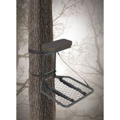 Great portable tree stand for your next deep woods hunting trip. #treestand #backpack #portable #hunting #bowhunter