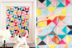 Get a Little Knot-ty With 13 Knitting Projects to Give You Real Street Thread via Brit + Co.