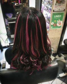 Hair Inspo, Hair Inspiration, Dying My Hair, Hair Streaks, Aesthetic Hair, Dream Hair, Cool Hair Color, Hair Journey, Purple Hair