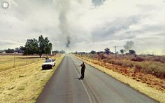 Jon Rafman - R370 Jan Kempdorp, South Africa