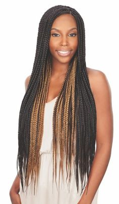 Large Box Braids