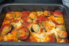 El Baúl de las delicias: Berenjenas al a napolitana Quiche, Breakfast, Mousse, Recipes, Food, Ideas, Baked Vegetables, Appetizers, Legumes