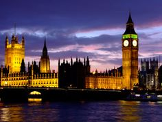 London.... Going back with mom again one day!!! :))