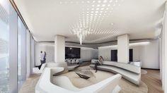 Inside Zaha Hadid's ME Dubai hotel