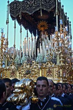 Semana Santa, 2014, Málaga