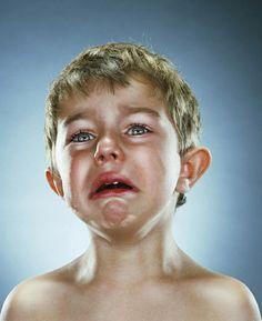 Criança chorando III