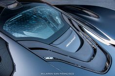Carbon Black P1 106 by McLaren San Francisco, via Flickr
