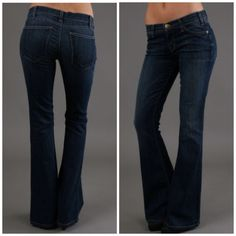 "Current/Elliot ""The low rise bell"" Beautiful jeans! Inseam is 34"" trade value is $100 Current/Elliott Jeans"