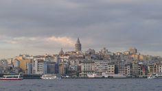 Beyoglu'nda gezemezken