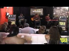 """LOL """"Who send you & who are you working for?"""" He's so nice!! ... Bruno Mars sings """"Baby"""" (Justin Bieber) at Mix 96.1 LML"""