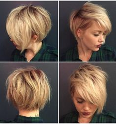 Perfect 30 Chic Short Haircuts Popular Short Hairstyles For 2017 Best Short Haircuts 2017 Best Short Haircuts See also: chic short hair 2017 Ashlee Simpson short hair has successfully make the o . Latest Short Hairstyles, Short Pixie Haircuts, Hairstyles Haircuts, Woman Hairstyles, Haircut Short, Bob Haircuts, Simple Hairstyles, Pixie Haircut Thin Hair, Haircut Bob