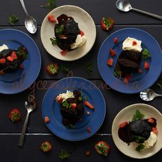 Varoma Steamed Chocolate Puddings — Thermomix Recipes & Blog